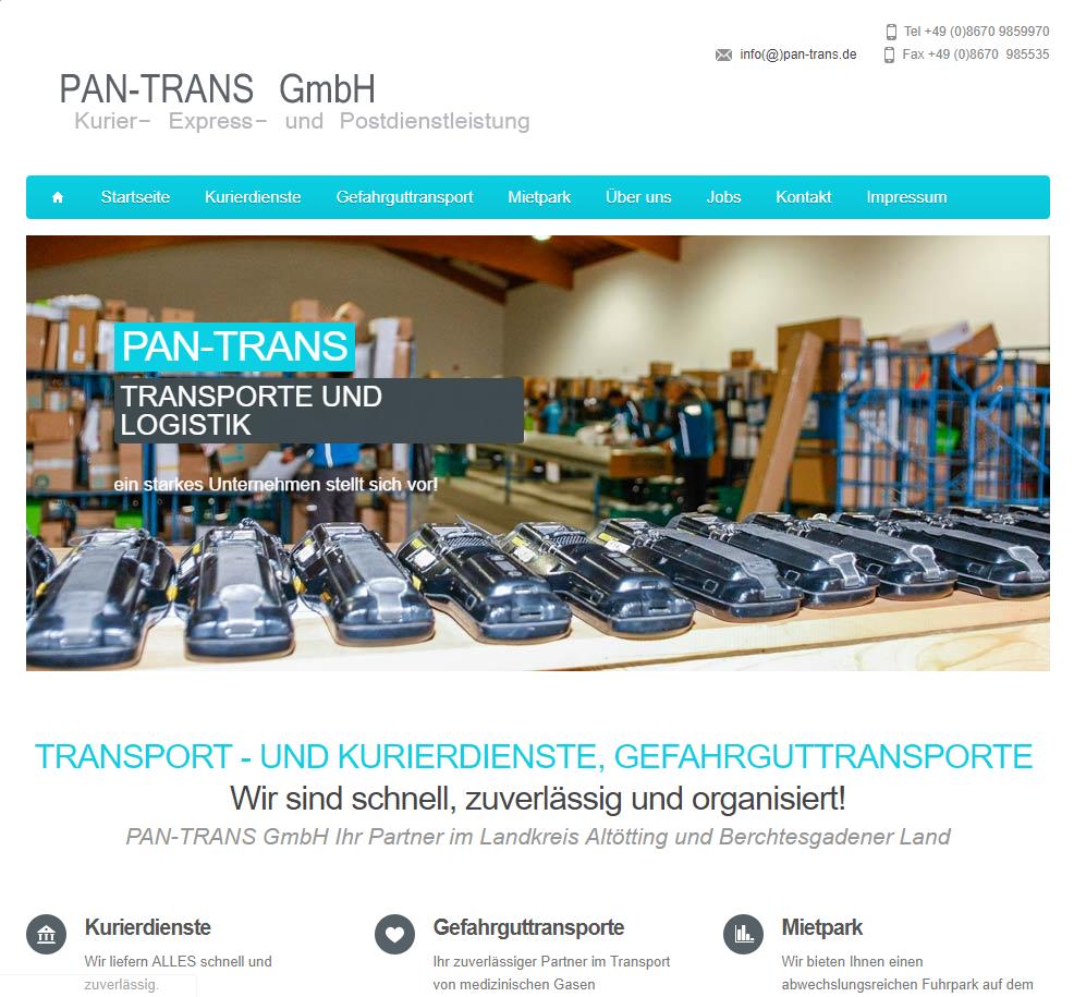 PAN trans